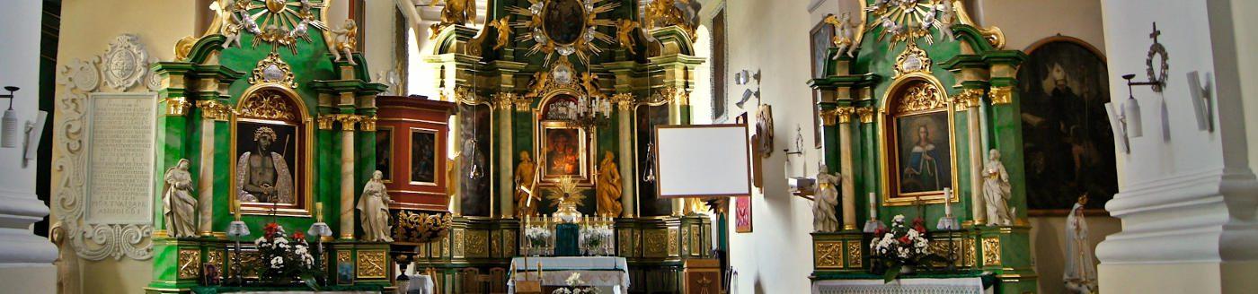 Parafia Rzymskokatolicka p.w. św. Katarzyny Aleksandryjskiej w Szczebrzeszynie